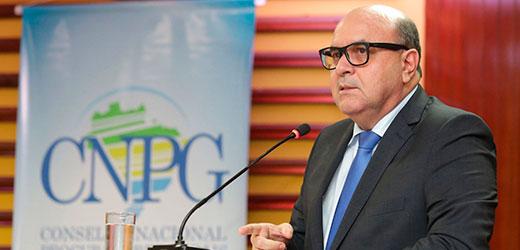 Benedito Torres é empossado presidente do Conselho Nacional de Procuradores-Gerais