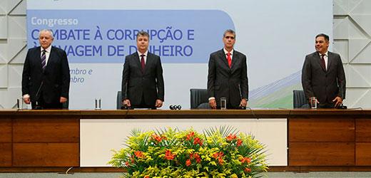 Combate à Corrupção e Lavagem de Dinheiro é tema de congresso em Brasília