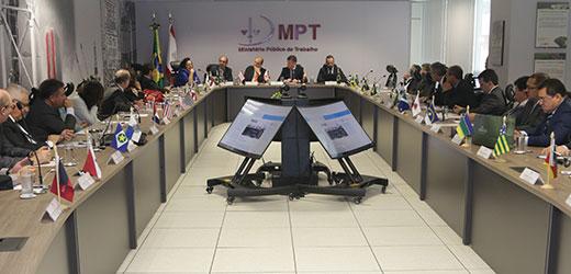 CNPG realiza primeira reunião ordinária de 2018