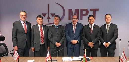 CNPG elege novo presidente