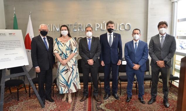 Em Brasília: CNPG acompanha inauguração de escritório de...